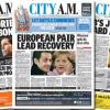Money talks! City AM newspaper auctions internship for £650