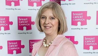Theresa May: So far silent on the CKP