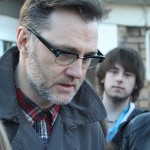 """David Morrissey visited college"" by Bertrom1 - David Morrissey. Licensed under Creative Commons Attribution-Share Alike 2.0 via Wikimedia Commons - http://commons.wikimedia.org/wiki/File:David_Morrissey_visited_college.jpg#mediaviewer/File:David_Morrissey_visited_college.jpg"