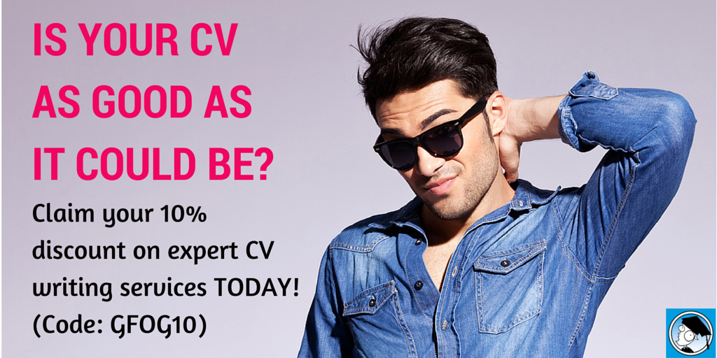 Is your CV as good as it could be-