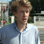 UN 'tent intern' David Hyde resigns