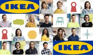 IKEA is still the only big UK retailer to pay all its staff the Living Wage (as set by the Living Wage Foundation)