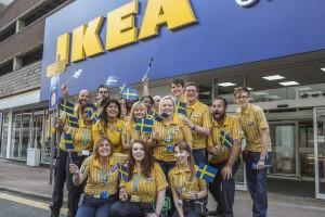 """Our co-workers have told us that it is not just about having the right level of pay but also the right contract and an appropriate schedule"" - Pernille Hagild, IKEA"