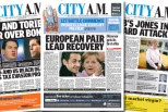 Money talks! City AM newspaper auctions internship for £650