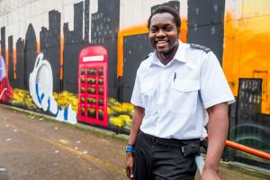 Graduate prison officer programme