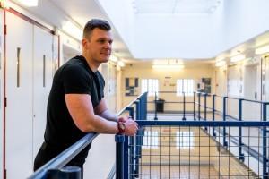 Graduate prison officer scheme