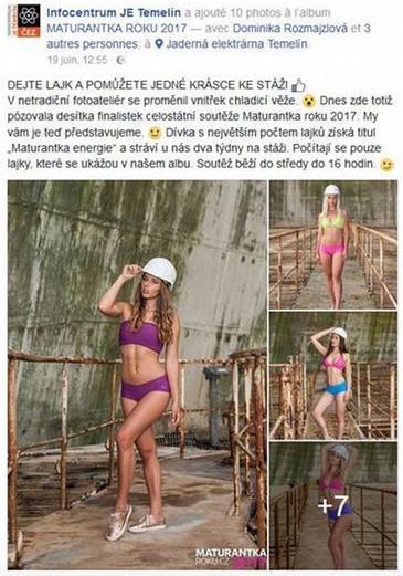 Bikini contest trimmed